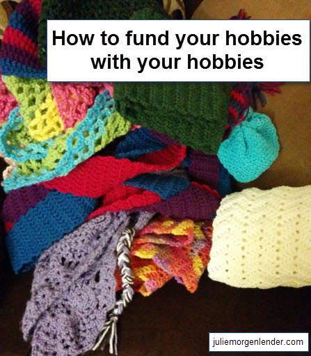 How to make your hobbies fund themselves