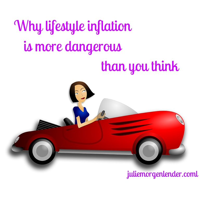 Why lifestyle inflation is more dangerous than you think