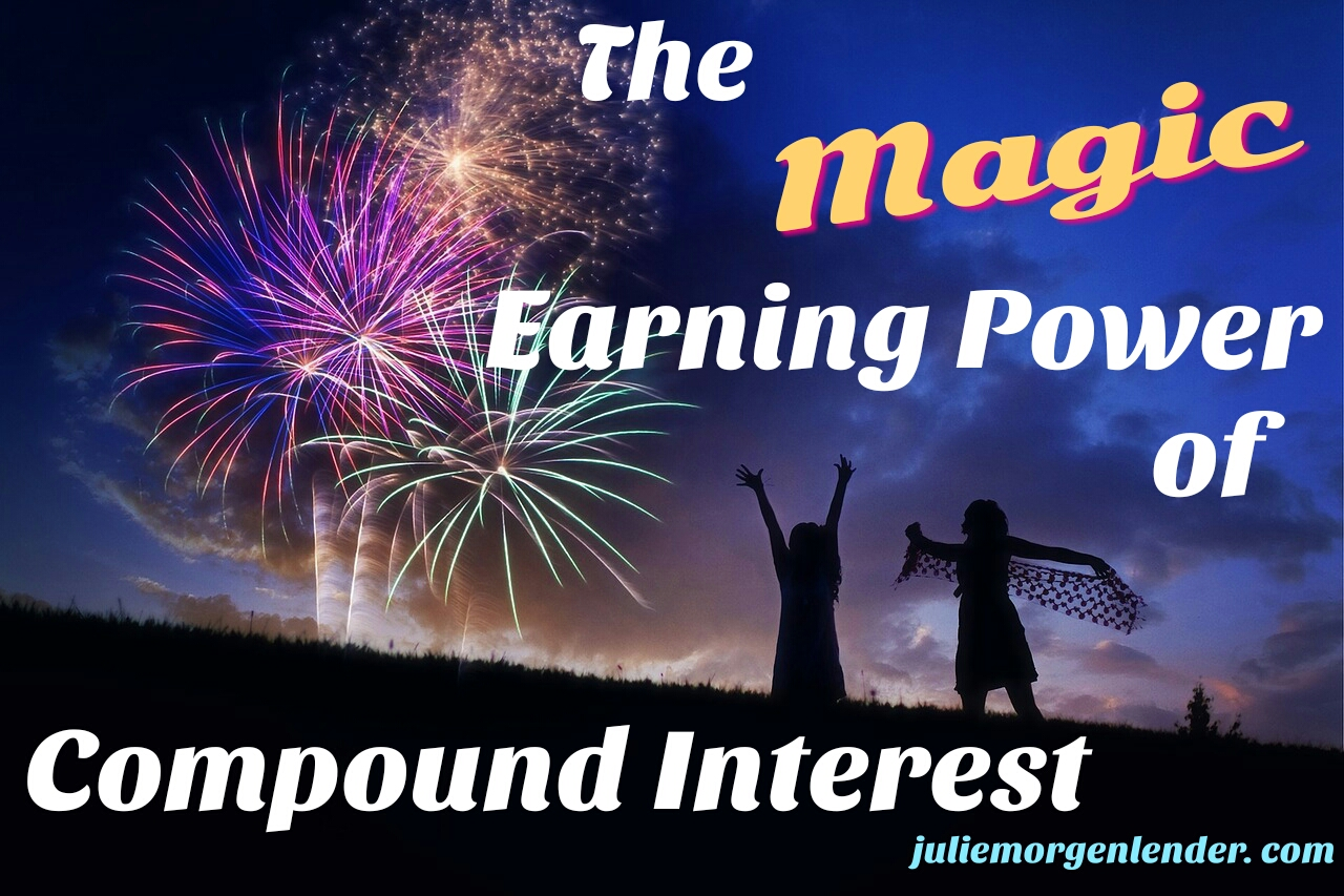 The magic earning power of compound interest (and how it can work for you)