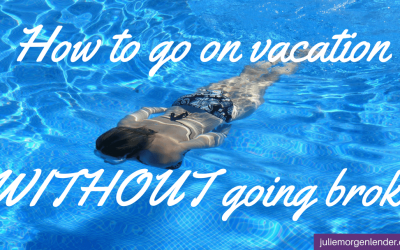 How to go on vacation without going into debt